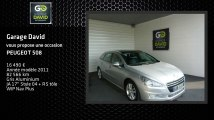 Annonce Occasion PEUGEOT 508 SW 2.0 HDI140 FAP ACTIVE 2011