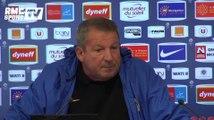 """Football / Courbis : """"On veut donner le Ballon d'Or à un mec qui a pris  4 buts en 90 minutes"""" 02/12"""