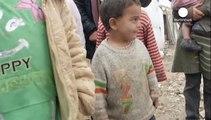 Les réfugiés syriens inquiets : l'aide alimentaire de l'Onu est supendue