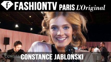 Victoria's Secret Fashion Show 2014-2015: Constance Jablonski Exclusive Interview | FashionTV