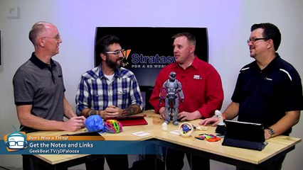 3DPalooza - 3D Printers Get Up-Sized for Industry with Stratasys - GeekBeat Tips & Reviews