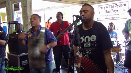 Bad Boys Boogie With Terry & The Zydeco Bad Boys