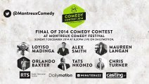 Final of 2014 Comedy Contest at Montreux Comedy Festival