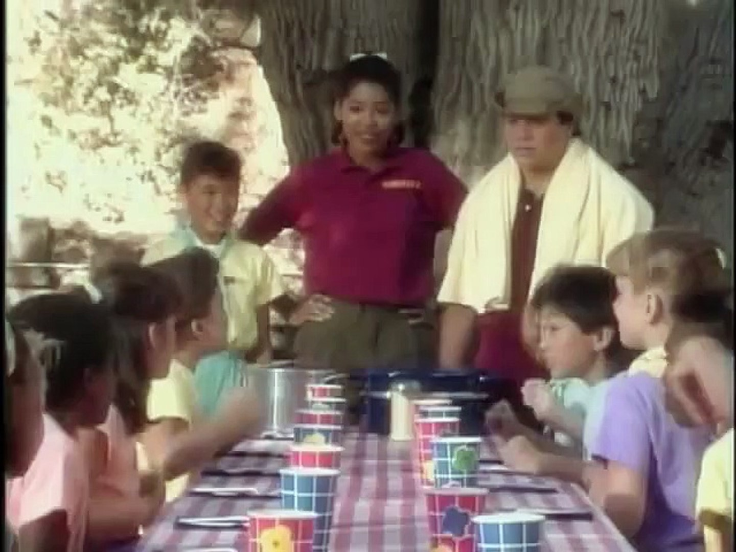 Katz Entertainment Kidsongs - A Day At Camp 1990