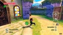 The Legend of Zelda : Skyward Sword - Partie 1 : Une île Celeste?