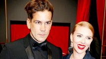 Scarlett Johansson SECRETLY MARRIED to Romain Dauriac!