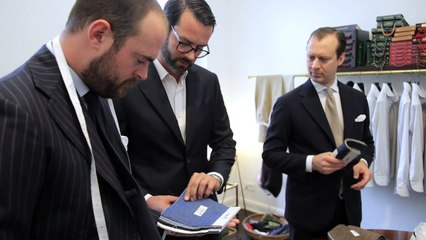 Man Got Style presents: Guide to a Bespoke Suit with Purwin & Radczun