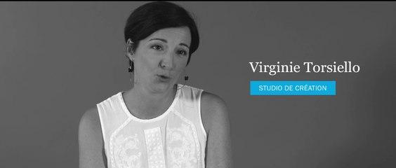 MANAA - Entretien avec Virginie Torsiello - Prof de design graphique