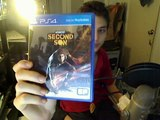 Infamous Second Son (PlayStation 4) Unboxing / Infamous Second Son (PlayStation 4) Opening