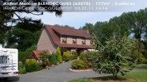 A vendre - BLENDECQUES (62575) - 5 pièces - 177m²