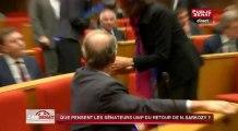 Retour de Nicolas Sarkozy : qu'en pensent les sénateurs UMP