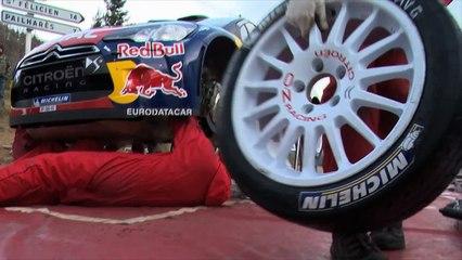 L'avis de Sébastien Loeb sur les pneus Michelin | 1001Pneus