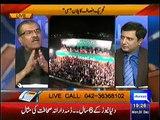 Mujeeb-ur-Rehman Shami Excellent Analysis on Imran Khan's Plan 'C'
