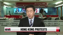 Hong Kong protester reject Occupy Central leaders' plea to quit