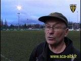 Rugby Pro D2 Réactions après St Etienne Albi