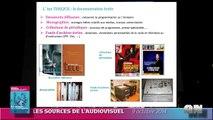 L'inaTHEQUE : des sources d'archives écrites et audiovisuelles organisées pour la recherche,