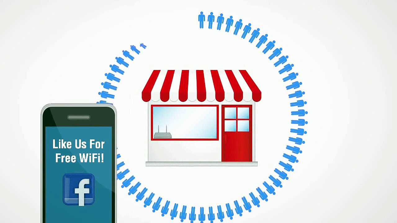 Wifi Marketing   Social WiFi Marketing   WiFi Marketing Is Not Just For The Large Retail Stores