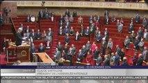 L'hommage de l'Assemblée nationale à Jacques Barrot