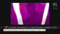 Jack Nicholson, Heath Ledger ou Mark Hamill, ils ont incarné le Joker avant Jared Leto