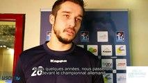 HAND Avant Cesson-Rennes/Créteil avec Alexandru CSEPREGHI