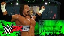 WWE 2K15 - Triple H - Armageddon 2002 Attire, Entrance & Finisher