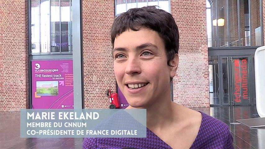 1ère journée contributive à Lille: Croissance, innovation, disruption