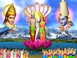 Srinivasa Govinda 4 - 3D Animation Vishnu Bhajan Songs ( Hare Krishna ).mp4