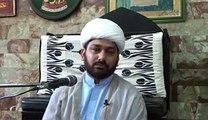 Majlis e aza sharhe ziyarate arbaeen2 in shadman lahore