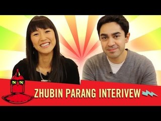 Daily Show Writer Zhubin Parang on It's A Draw with Natalie Kim (Ep. 9) - Channel Frederator