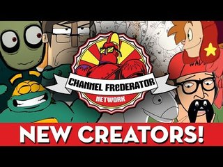 May 2014 New Members of the Channel Frederator Network