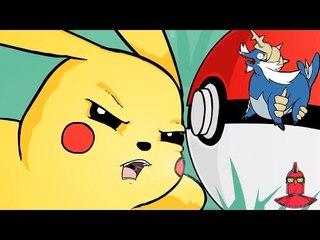 Pokémon! Gotta Watch'em All! on Saturday Morning Cartoons on Channel Frederator
