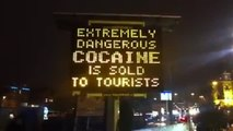 "Amsterdam authorities warn of ""Dangerous Cocaine"""
