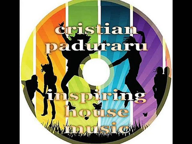 Cristian Paduraru Inspiring House Music CD
