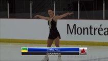 Shelby Hall  - Junior Ladies Short Program