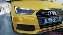 Audi S1 Specs Review 2015 How It Works Audi S1 Sportback Video Commercial - 2015 Super Cars TV HD
