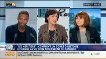 Ahmed Dramé et Ariane Ascaride: Les invités de Ruth Elkrief - 03/12