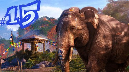 Elephant Kills FAR CRY 4 Gameplay Walkthrough by NikNikam Part 15