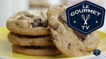 Browned Butter Double Chocolate Chip Cookies Recipe - LeGourmetTV