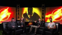"""The Flash After Show """"Flash vs. Arrow"""" Highlights"""