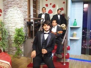 Performing Sanwal in Siyasi theatre