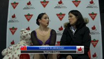 Hope McLean - Junior Ladies Short Program