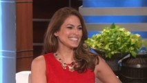 Eva Mendes Shares First Photo of Baby Daughter (Sorta)