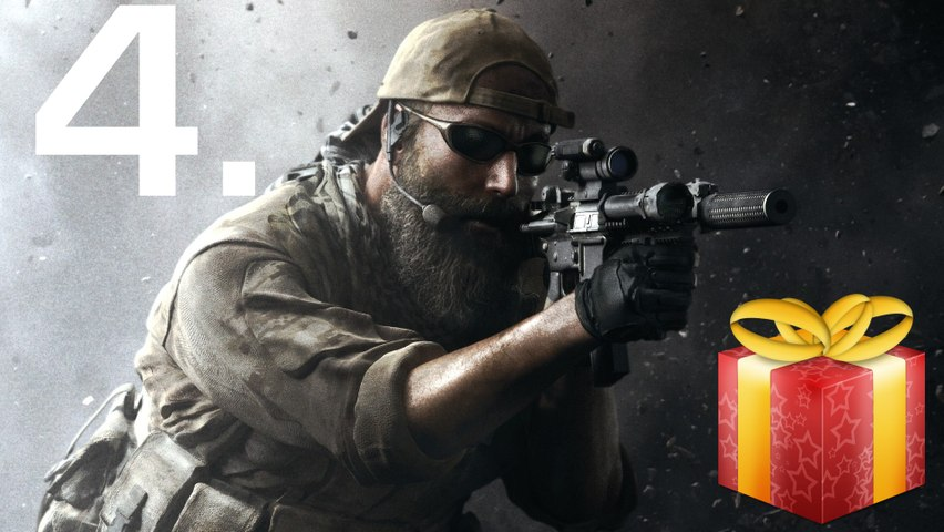Medal of Honor Giveaway - 4. Türchen Adventskalender 2014 | QSO4YOU Gaming