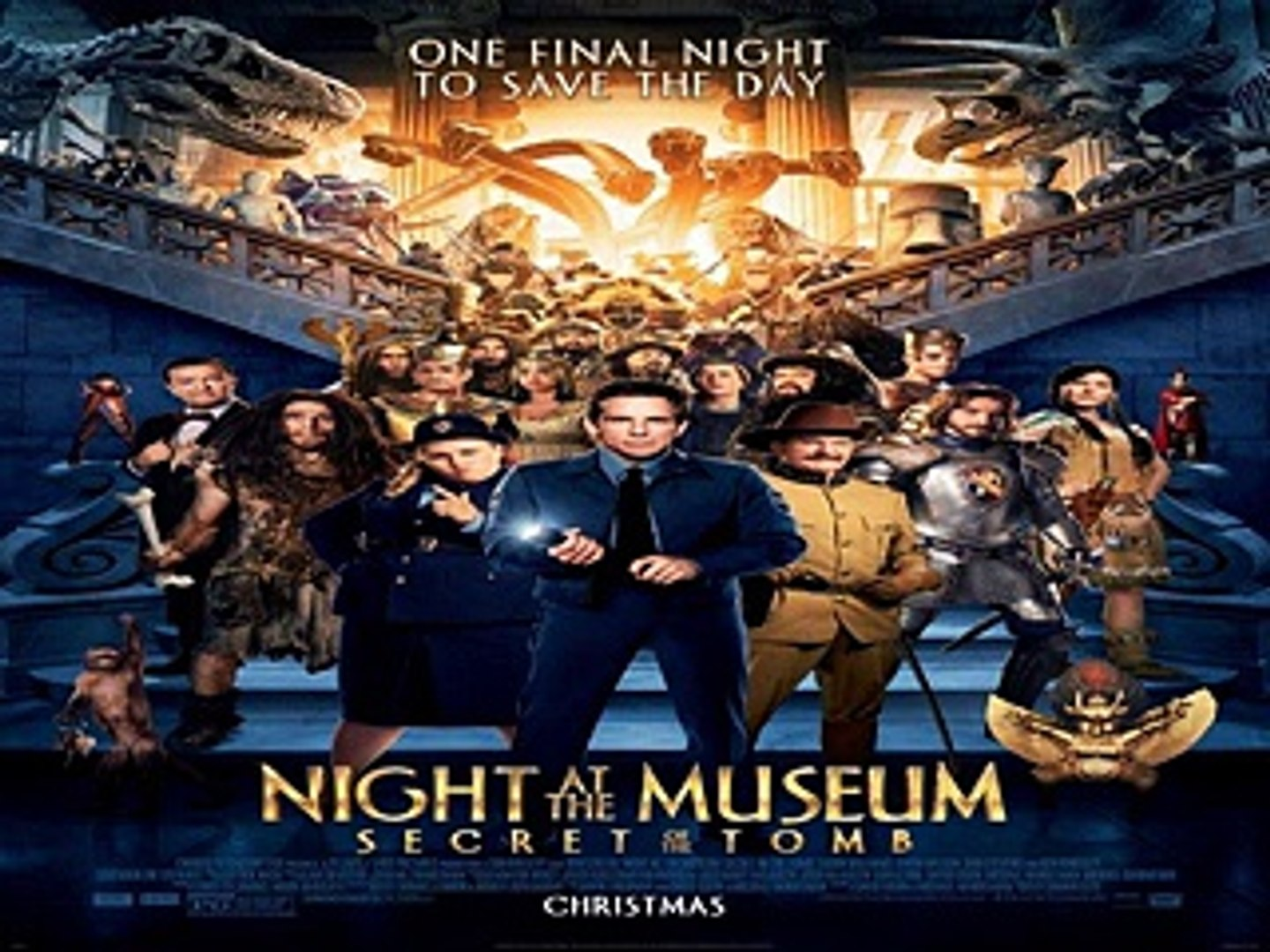 Watch Night at the Museum: Secret of the Tomb Online Full Movie (HD) owfeb