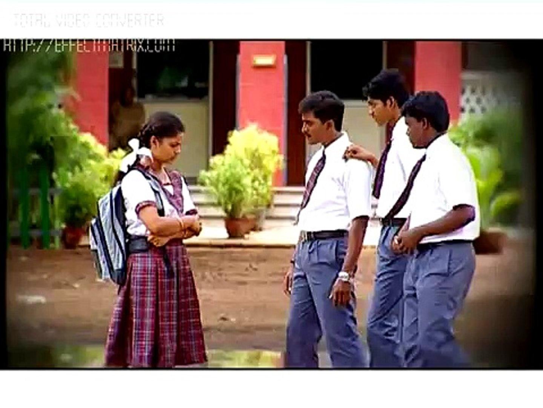 kana kanum kalangal school days title song