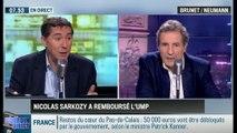 Brunet & Neumann : Nicolas Sarkozy a-t-il eu raison de régler les pénalités de sa campagne présidentielle à l'UMP? - 04/12