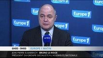 """Bruno Le Roux : """"Valls n'est pas un ministre seul"""""""