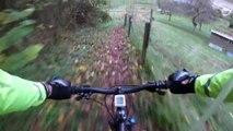 vtt bike park sandouville, foret oudalle