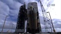 [ISS] Delta IV Heavy Construction Highlights for EFT-1