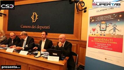 CSE Italia, progetto Supertab, un Tab per amico, Asus main sponsor